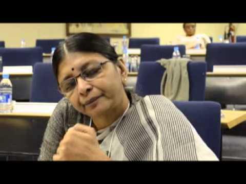 Dr Rukmani Ramani, MS Swaminathan Research Foundation, India   Part 2