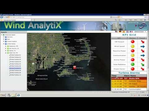 Leading HMI/SCADA Software for Wind Farms, Smart Grids and other Renewable Energy Applications