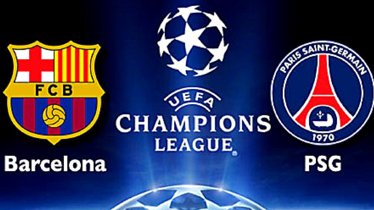 Barcelona Vs Psg 2017 Champions League Score Prediction Youtube