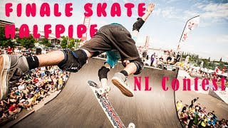finale skate halfpipe / #nlcontest2018