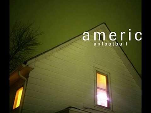 Клип American Football - Never Meant