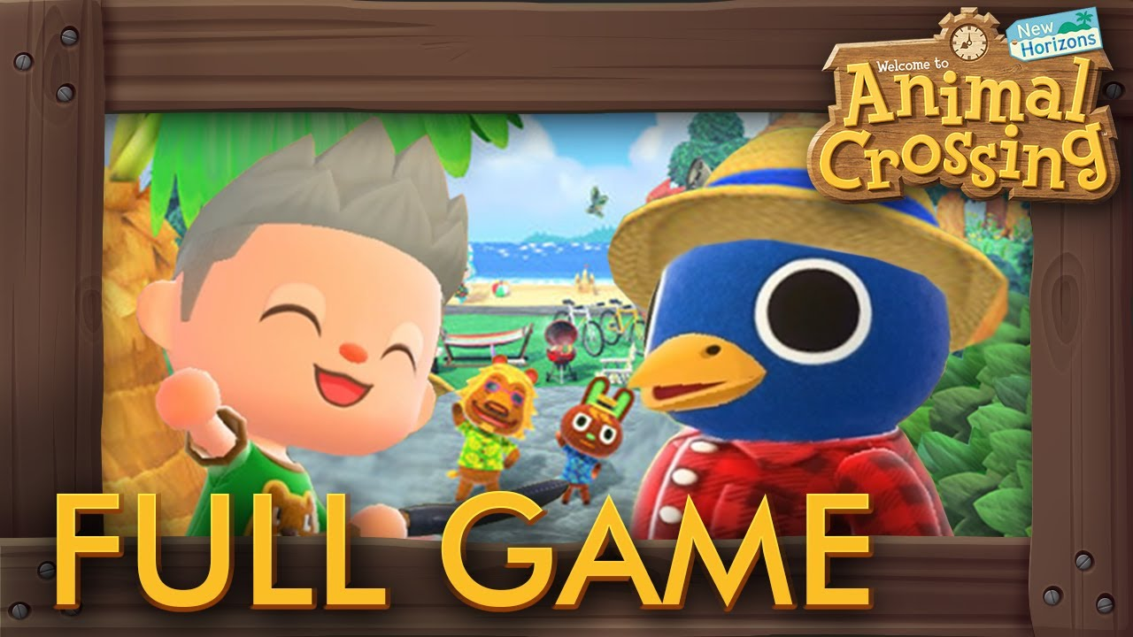Animal Crossing: New Horizons - Full Game Walkthrough