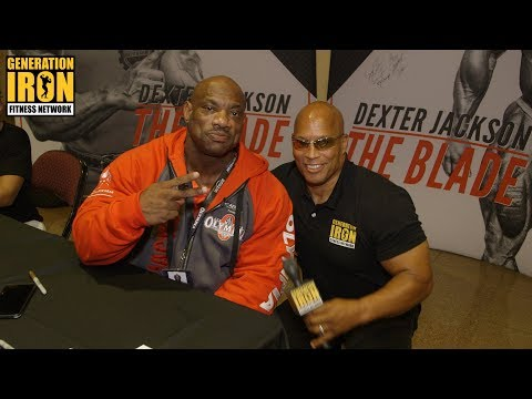 """Dexter Jackson Interview: """"It's Up To Us To Shut Phil Heath's Mouth"""" 