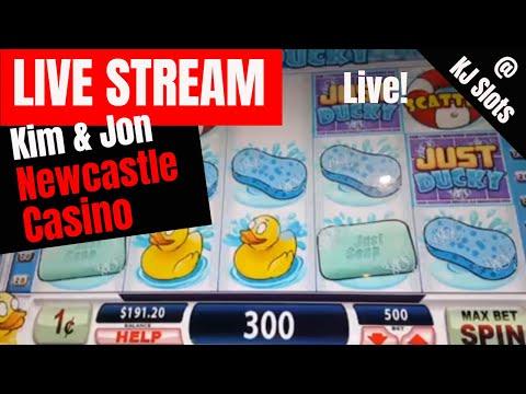 First Live Stream - Test - Newcastle Casino, Oklahoma.