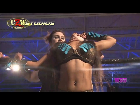 #WSU10: Renne Michelle vs. Angelus Layne (CZWstudios.com)