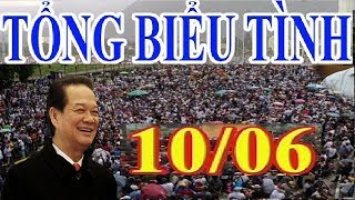 Nguyễn Tấn Dũng bất ngờ ủng hộ Tổng Biểu Tình chống cho TQ thuê Đất 99 năm