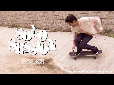 SOLO SESSION - Carver Skateboards