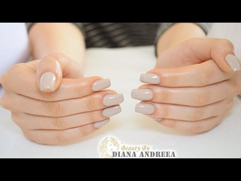 How To: Gel on natural nails - Tutorial