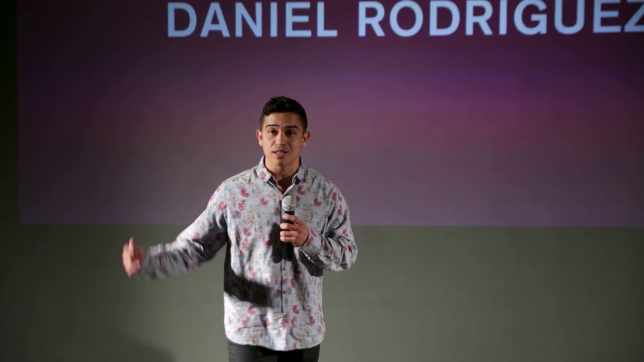 Today, I'm Brave Speaker Series III - Daniel Rodriguez