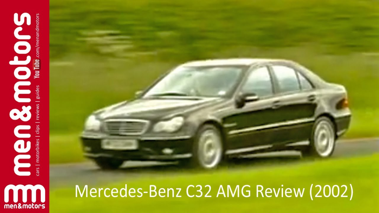 Mercedes benz c32 amg review 2002