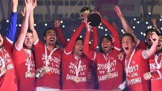 Sivasspor 4-0 Yeni Malatyaspor   Şampiyonluk Maçı