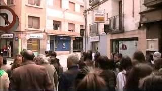 Manifestación IES Gonzalo de Berceo de Alfaro 22M
