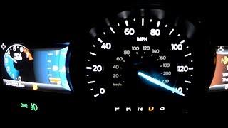 Ford Explorer Biturbo Acceleration 0-200 top speed test