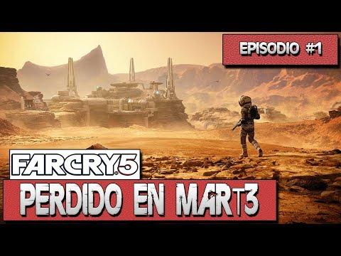 DLC PERDIDO EN MARTE (1ª PARTE)   Caramelo Far Cry 5 Español