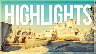MATCHMAKING ON DUST 2 REMAKE (HIGHLIGHTS)