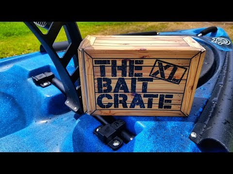 XL Box of WEAPONS to HUNT BASS with! (June 2018 Bait Crate)