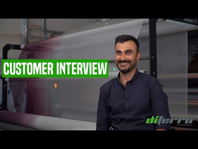 Customer Interview - DM-33B600C