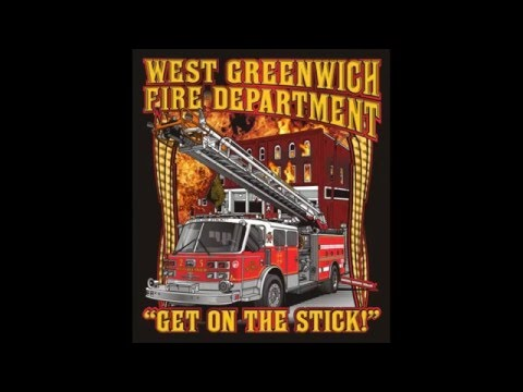 """West Greenwich Fire- """"Welcome To My House"""""""