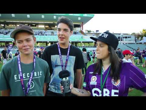 The Far Post Perth - FAN REACTION | Perth Glory FC 0 -2 Melbourne Victory FC