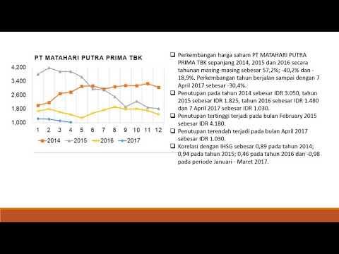 PT MATAHARI PUTRA PRIMA TBK 2017