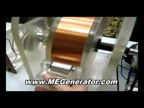 Electronic Hobbies - Build Your Own Magnet Electric Generator and Get Free Electricity For Life