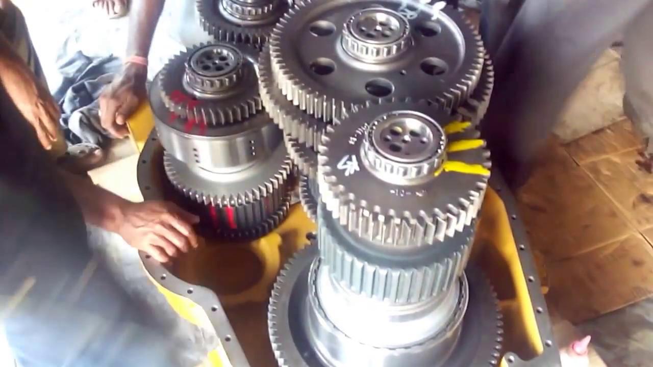 120g motor grader transmission repair manua