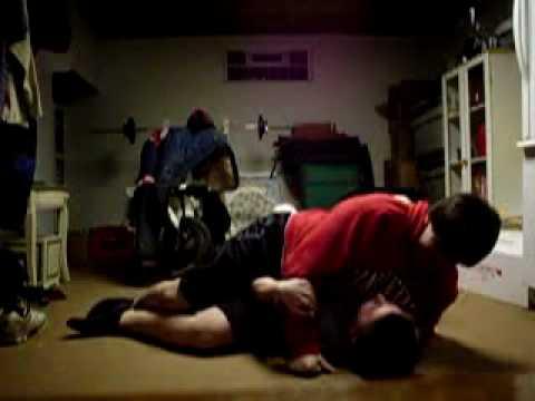 basement wrestling jacob vs pat youtube