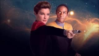 видео-обзор сериала Star Trek; Вояджер 1995 2001 (перезалив спойлеры).