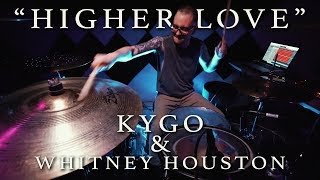 Higher Love Kygo and Whitney Houston DRUM COVER.mp3