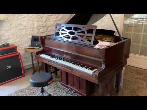 Pianola: Les gens d'ici (Julien Clerc)