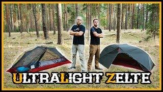 Neues Schlaf Setup - Ultralight Schlafen - Outdoor Hiking Wandern Ausrüstung