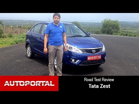 Tata Zest Test Drive Review - AutoPortal