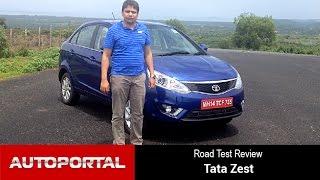 Tata Zest Test Drive Review - AutoPortal