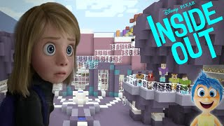 Minecraft XBOX - Hide and Seek - Inside Out!