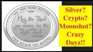 "Cryptos, Silver & ""Off the Charts"" Chaos! (Bix Weir)"