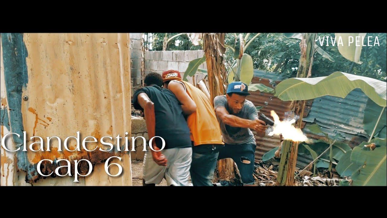 "#CLANDESTINO Cap. 6 - ""Punto"" - viva pelea - serie"