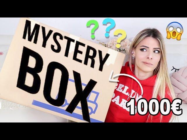 HO PAGATO IL MIO FIDANZATO PER CREARMI UNA MYSTERY BOX !!! € 1000 PER...