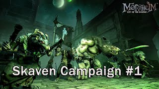 Skaven Campaign #1 (Mordheim: City of the Damned)