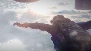 Epic Halo Jump Mission - Battlefield 3
