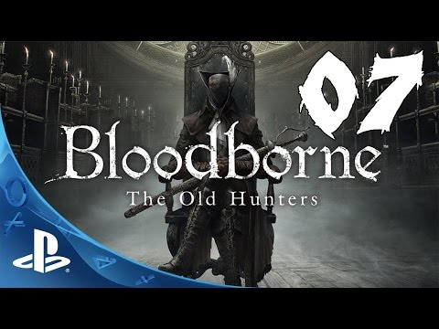 Bloodborne: The Old Hunters Walkthrough - Part 7: Lady Maria