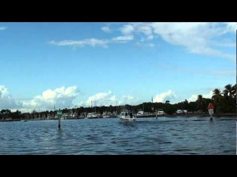 Matheson Hammock Park, Marina and Boat Launch in Miami