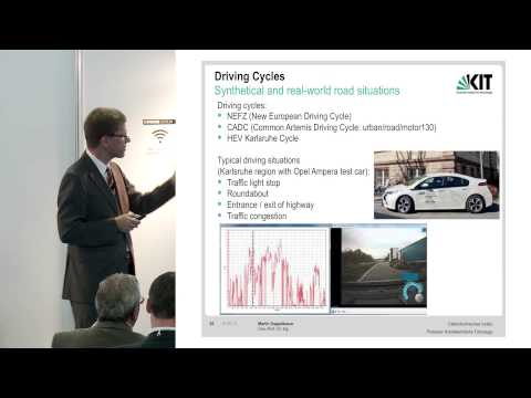 CWIEME 2014 - Perm magnet & field winding synchronous Vs induction for full-electric vehicles