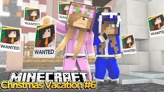 Minecraft Christmas Vacation : RAMONA GOES MISSING! #6 w/Little Kelly & Little Carly  (Roleplay)