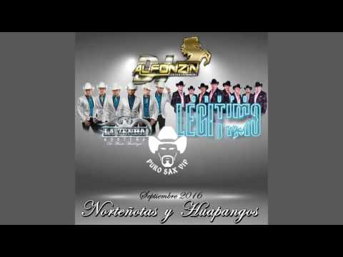 Grupo Legítimo VS La Zenda Norteña Mix 2016 - DjAlfonzin