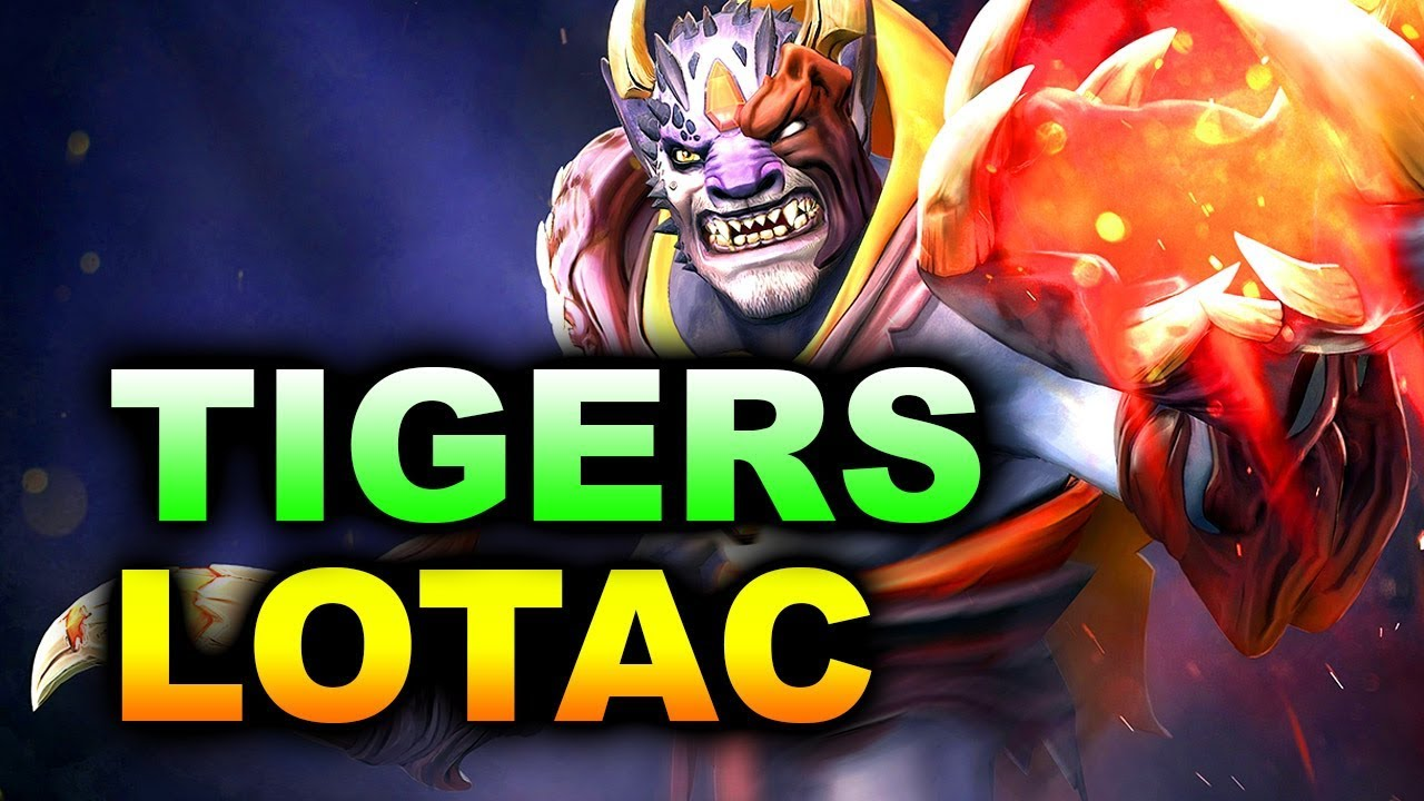 Tigers Vs Lotac Dreamleague  Minor Sea Main Quals Dota