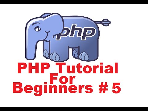 PHP Tutorial For Beginners 5 # PHP Variables And Echo Function
