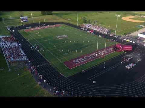 Lebanon Warriors vs Kings High School week 1 football highlights