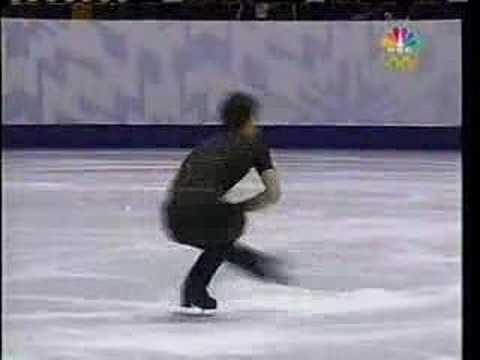 Michael Weiss 2002 Olympics SP