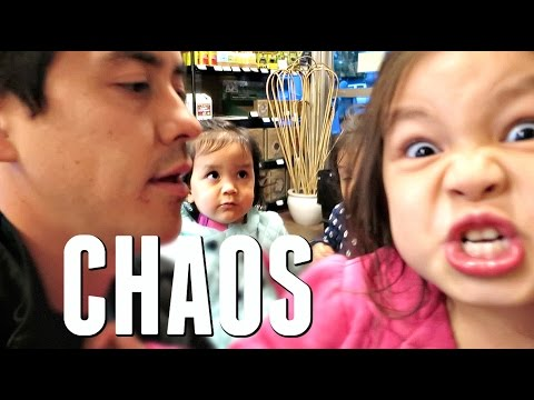 CHAOS AT THE STORE! - May 18, 2017 -  ItsJudysLife Vlogs
