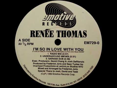 Renée Thomas – I'm So In Love With You Garage Dub